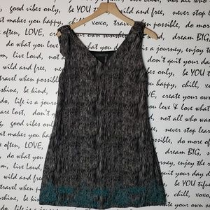 THML Embroidered Swing Dress